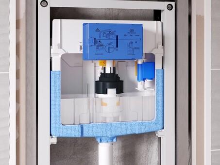 """Комплект Ideal Standard 3 в 1 инсталляция + унитаз + крышка """"микролифт"""" (T386401)"""