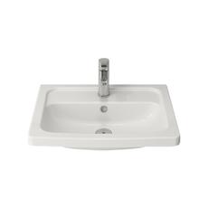 Умывальник Bocchi Taormina Pro 57х43 см белый (1004-001-0126)