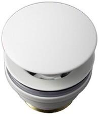 Донный клапан Paffoni ZSCA050BO белый матовый