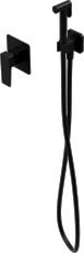 Система для биде скрытого монтажа ЧЕРНЫЙ Omnires Parma BLACK SYS PMBI1 BL