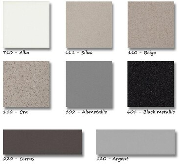 Смеситель для кухни Aquasanita Sabia 5523 601 black metallic (5523 601 BLM) (черный металлик)