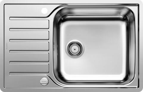 Кухонная мойка Blanco Lantos XL 6 S-IF Compact (полированная, с клапаном-автоматом)