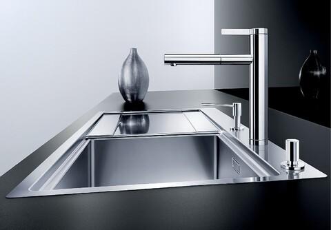 Кухонный смеситель Blanco Linee-S (хром)