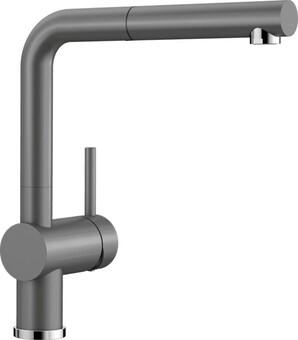 Кухонный смеситель Blanco Linus-S 517643 (базальт)