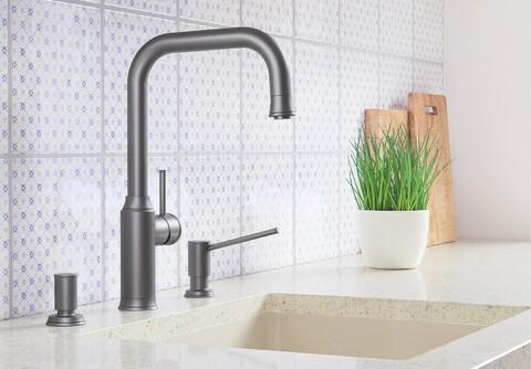 Кухонный смеситель Blanco Livia-S 521290 (манган)