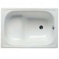 Стальная ванна Roca Contesa Banaseo 100x70 (в комплекте с ножками)