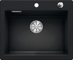 Кухонная мойка Blanco Palona 6 (черный, с отводной арматурой InFino®)
