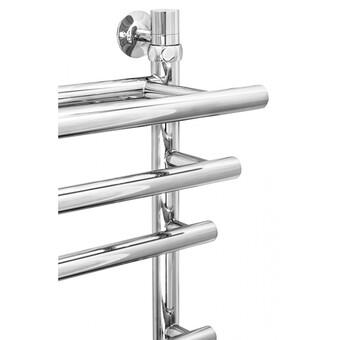 Полотенцесушитель ZorG Platinum Plus с полочкой