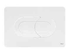 Панель пневматическая Oli Salina белая 640081