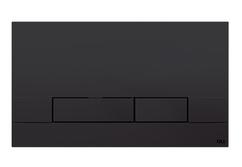 Панель механическая Oli Narrow OLIpure черная soft-touch (матовая) 148303