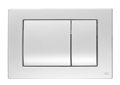 Панель механическая Oli Metal Dual хром мат. 656006