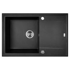 Мойка для кухни Laveo Megalo SBE_711T (78х50) (черный)