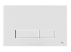 Панель механическая Oli Narrow OLIpure белая 148300
