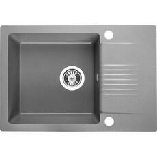 Мойка кухонная врезная Laveo Celia SBC_513T прямоугольная серый