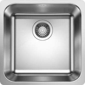 Кухонная мойка Blanco Supra 400-IF (полированная)