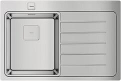 Кухонная мойка Teka Zenit RS15 1B 1D R 78 (с клапаном-автоматом)